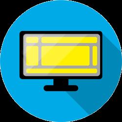Ikona usługi web design